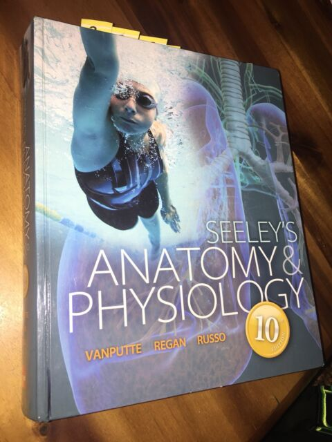 Seeleys Anatomy and Physiology 10th ED | Textbooks | Gumtree ...