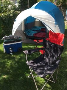 CAMPING EQUIPMENT FOR RENT