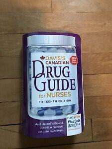 Canadian drug guide