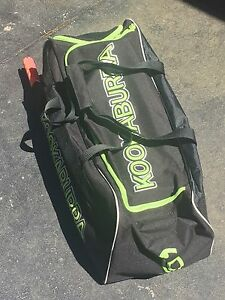 KOOKABURRA Cricket Bag plus extra Frankston South Frankston Area Preview