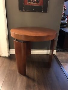 Chunky Accent Table
