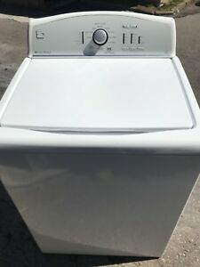 Kenmore high efficiency washer