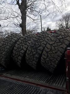 325/65r18 Mud All Terrain Tires