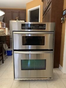 Kitchenaid Microwave & Oven Combo