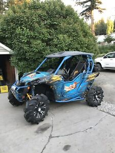 2014 Can am Maverick XMR 1000 side x side