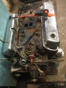 1965 1966 Ford 289 motor and C4 transmission