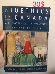 Bioethics in Canada Second Edition