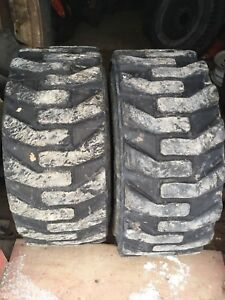BOBCAT TIRES FOR SALE