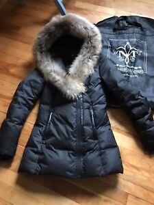 manteau Mackage XS noir