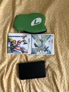 3ds xl plus 2 games