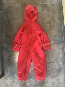 Rainsuit (age 3)