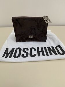 677f9dbc0570 Authentic Vintage Moschino bag with Dustbag