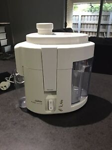 Sunbeam pure juice extractor Cleveland Redland Area Preview