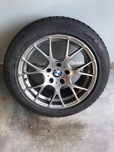 BMW WINTER TIRES and RIMS !!!