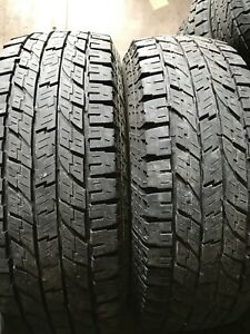LT265/70R17 all terrain tires