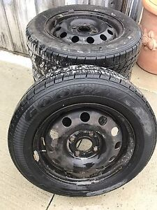 Goodyear integrity P185/65R14 tires