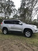 2013 Toyota Land Cruiser prado Bundaberg East Bundaberg City Preview
