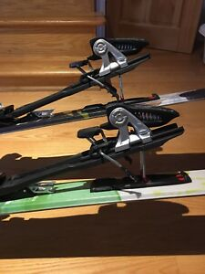 Salomon Shogan 100 Skis with Marker Baron bindings 2013