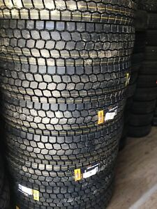 11R24.5 Cachland 16Ply CH8323 Drive Tires