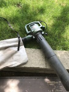 Electric Leafblower/Vacuum - complete and working great