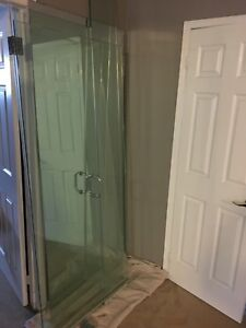 Shower glass for sale
