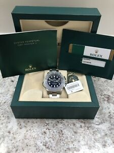 Rolex Oyster Perpetual Master 2 Long Weekend Sale!