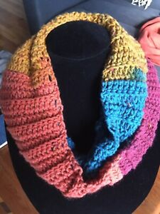 CLEARANCE SALE! Infinity scarves - $5 each