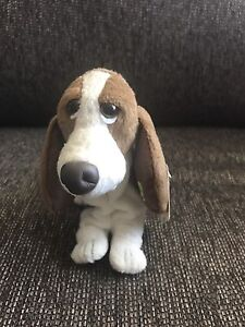 Brand new Hush Puppies plush toy