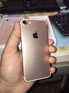 BRAND NEW CONDITION iPhone 7 W/ WARRANTY!