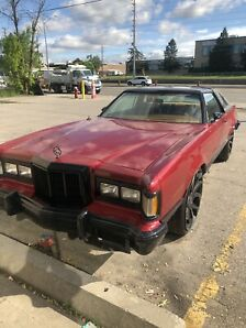1978 Mercury Cougar FOR SALE!!!