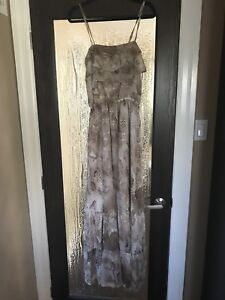 Snake Print Maxi from Express *