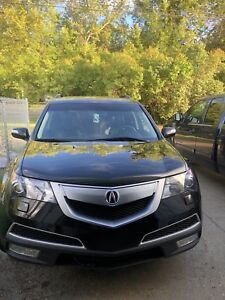 2012 Dec Acura MDX backed with Acura plus warranty 2021