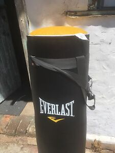 Everlast - Punching/ kick bag Falcon Mandurah Area Preview