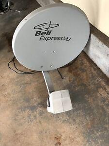 Bell expressVu