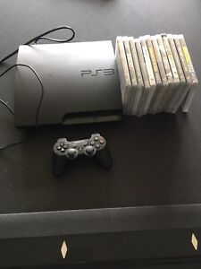 PS3 and games, best offer