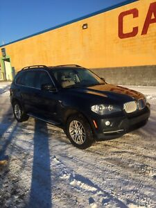 2007 BMW X5 sport package 4.8i