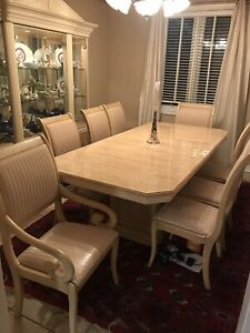 Royal style dining set