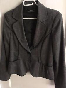 Suzy sheer blazer