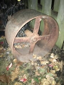 "Antique Steel Wheels 20"" x 10"""