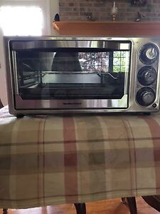 Convection/toaster/ counter top cook oven