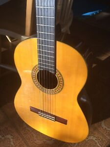 Takamine G-124s Classical Guitar
