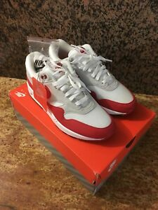 07b8b9289b Nike Air Max 1 Anniversary Red Size 9 | Men's Shoes | Gumtree ...
