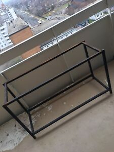 75 gallon metal fish tank stand