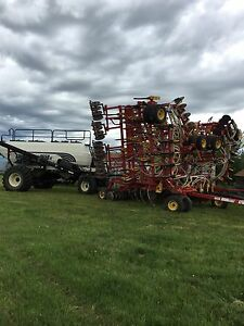 2013 Bourgault 6550 2009 Bougault 65ft 5710