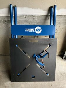 Miller Electric Portable Welding Table (NEW)