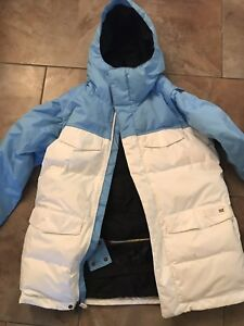 Burton Dri/Ride Down Snowboarding Jacket medium