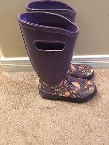 Girls Bogs RAIN boots