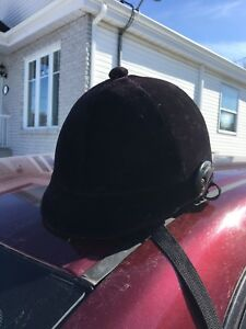 Bombe/ Casque équitation/ Helmet
