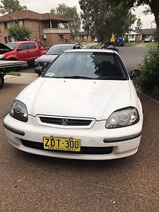 Honda Civic Ek1 1997 St Johns Park Fairfield Area Preview
