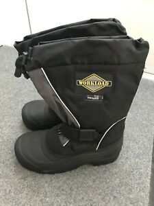 Men's Workload NEW Thinsulate Steel-toed Winter Boots